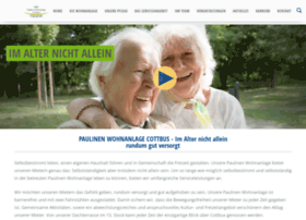 paulinen-wohnanlage.de