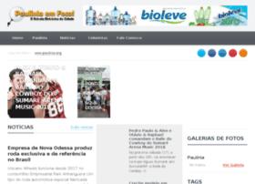 pauliniaemfoco.com.br