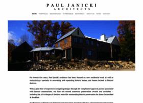 pauljanickiarchitects.com