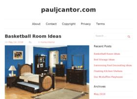 pauljcantor.com