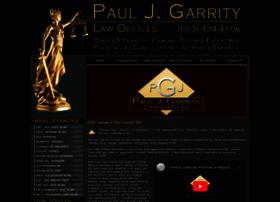 pauljgarritylaw.com