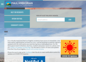 paulkrekorian.nationbuilder.com