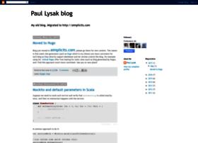 paullysak.blogspot.com