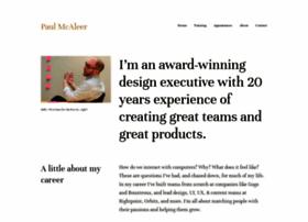 paulmcaleer.com
