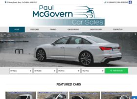 paulmcgoverncarsales.ie