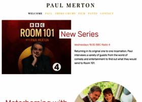 paulmerton.com