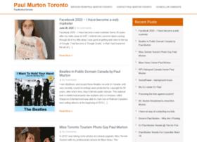 paulmurton.com