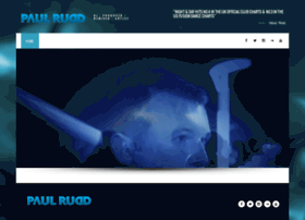 paulrudd.co.uk
