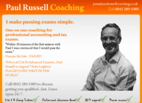 paulrussellcoaching.co.uk