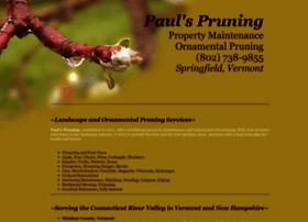 paulspruning.com