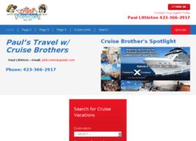 paulstravel.cruisebrothers.com