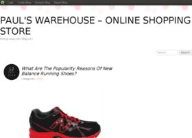 paulswarehouseonlinestore.blog.com