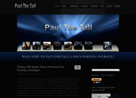 paulthetall.com