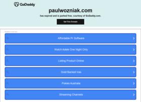 paulwozniak.com