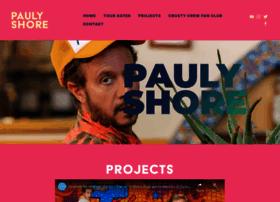paulyshore.com
