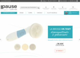 pausecosmetique.com