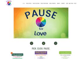 pauseforinspiration.org