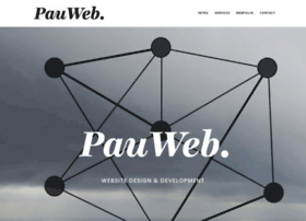 pauweb.co.uk