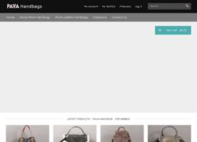pavahandbags.com