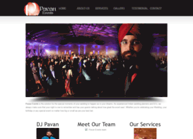 pavanevents.com