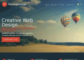 pavawebdesign.com