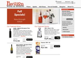 pavilionwines.com