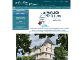 pavillondesfleurs.com