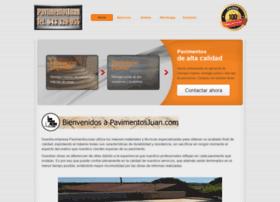 pavimentosjuan.com
