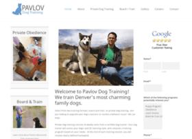 pavlovdogtraining.com