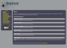 pavuk.org