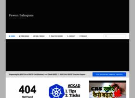 pawanbahuguna.com