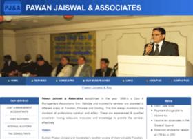 pawanjaiswalassociates.com