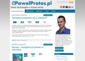 pawelprotas.pl