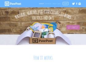 pawpost.co.uk