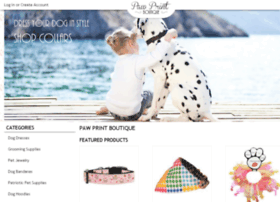 pawprintboutique.com