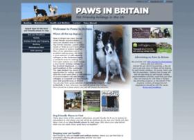 pawsforawalk.co.uk