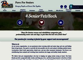 pawsforseniors.org