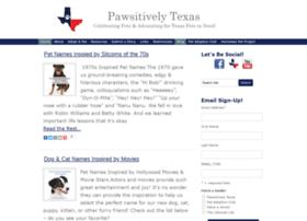 pawsitivelytexas.com