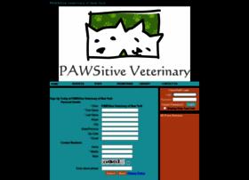 pawsitivevets.vetport.com