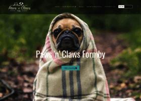 Pawsnclawsformby.com