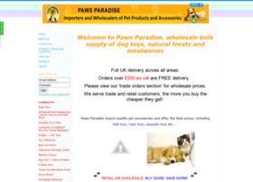 pawsparadise.co.uk