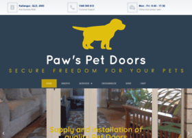 pawspetdoors.com.au