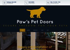 pawspetdoors.com.au