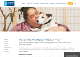 pawssf.org