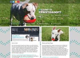 pawstoadopt.com