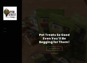 pawstreetbarkery.com