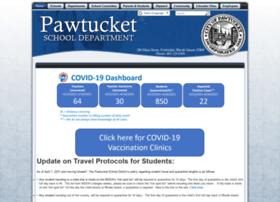 pawtucket.schooldesk.net
