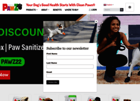 pawzdogboots.com