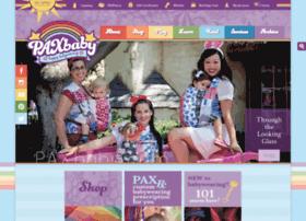 paxbaby.com
