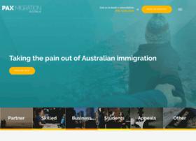 paxmigration.com.au